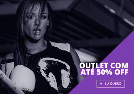 Outlet Com Até 50% OFF