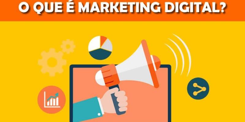 O que é marketing digital?