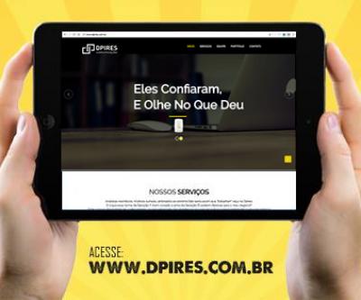 Site Agência Dpires