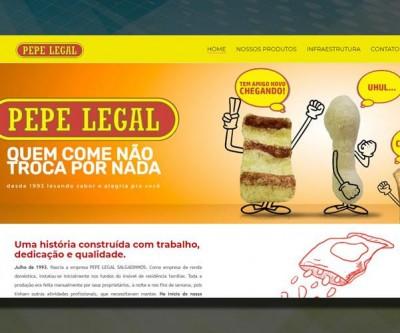 Site Pepe Legal