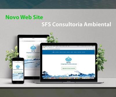 Site SFS Consultoria Ambiental