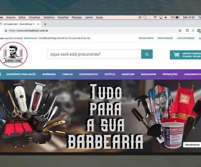 Loja Virtual Amizade Hair